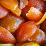 Arance candite al miele
