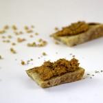 Crema spalmabile al tofu e pomodorini secchi