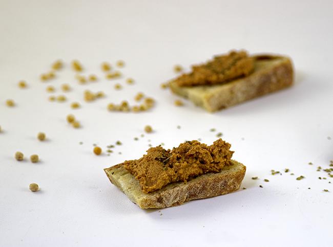bruschette tofu