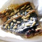 Crostata integrale ai Mirtilli (senza uova e burro)