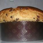 Panettone di Farro al Cioccolato