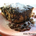 Torta Plum-cake con Mele e Pere
