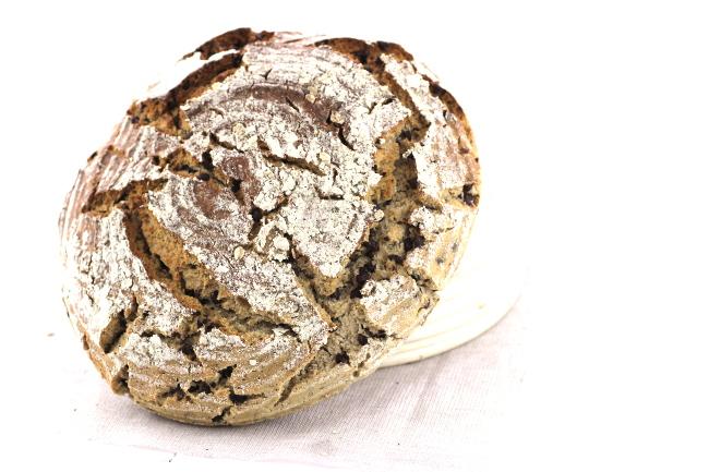 pane al cioccolato bio