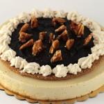Torta cremosa alla vaniglia