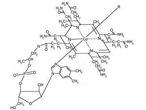 Forumula chimica vit.b12