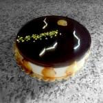Bavarese pere e cioccolato