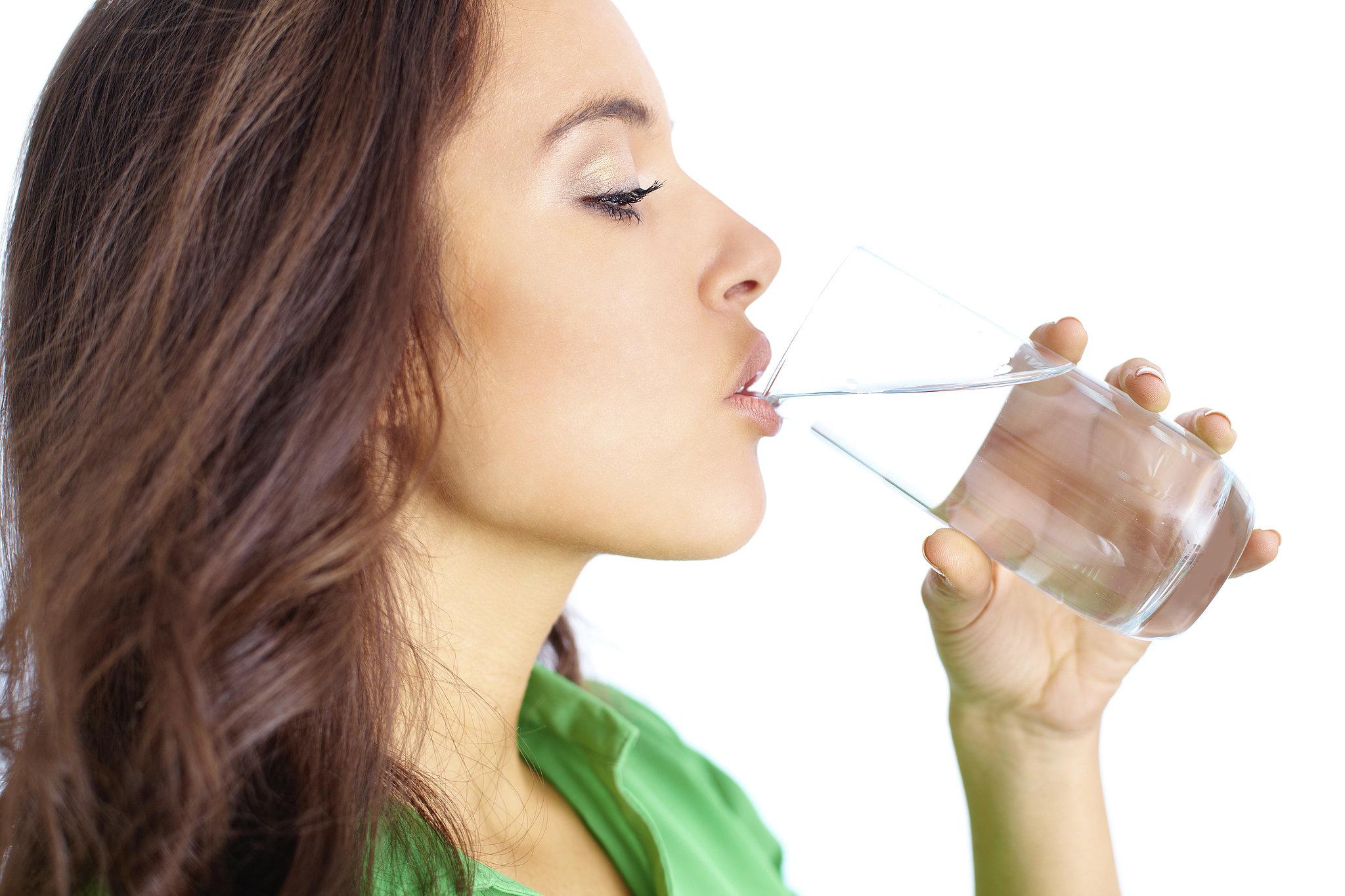 bere acqua buona