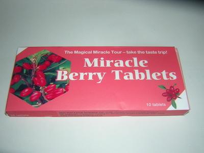 Miracle Fruit: esperienze personali