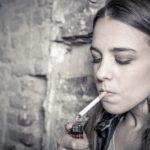 Le immagini sulle sigarette