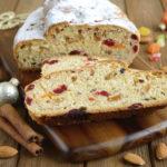 Pane dolce senza glutine