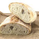 Pane lievitato con la frutta