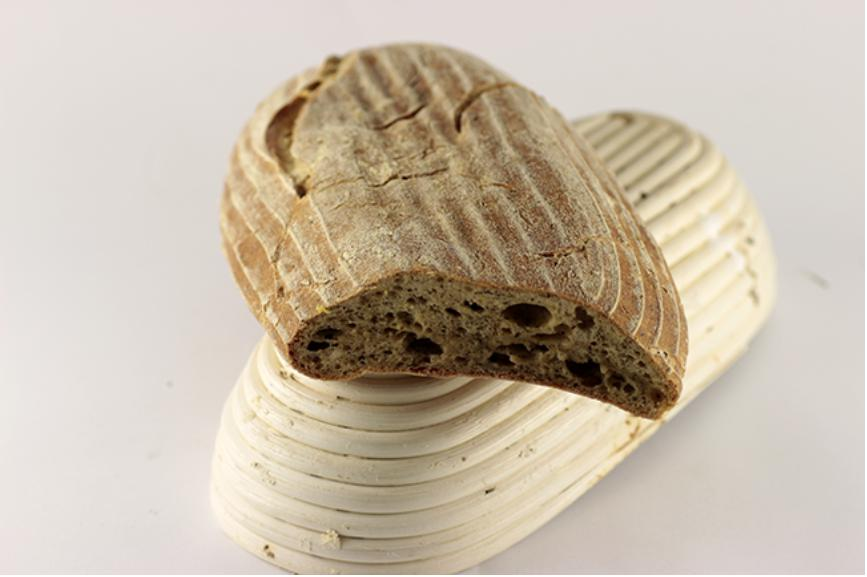 pane di tapioca senza glutine