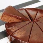 Ricetta torta al cacao vegana