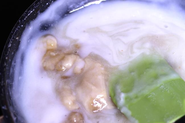 zucchero palma water roux